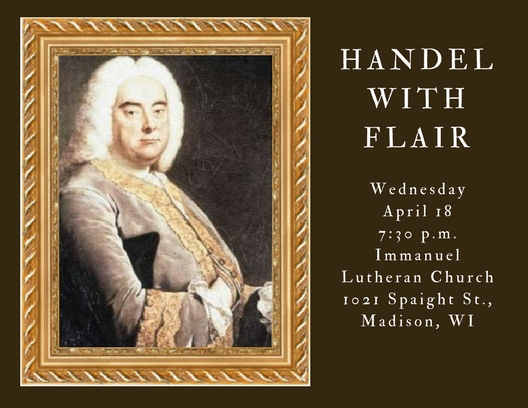 Handel with Flair 2018