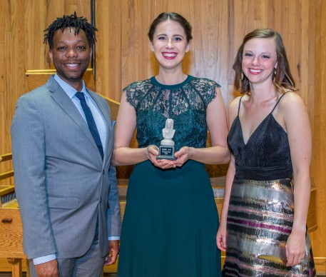 Handel Aria Competition 2019 3 Winners