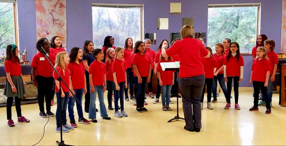Choraliers Tour Performance PSA